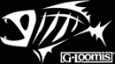 G Loomis Logo - Makers of fishing rods, reels, rod blanks and accessories.